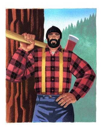 June 2010 Lumberjack