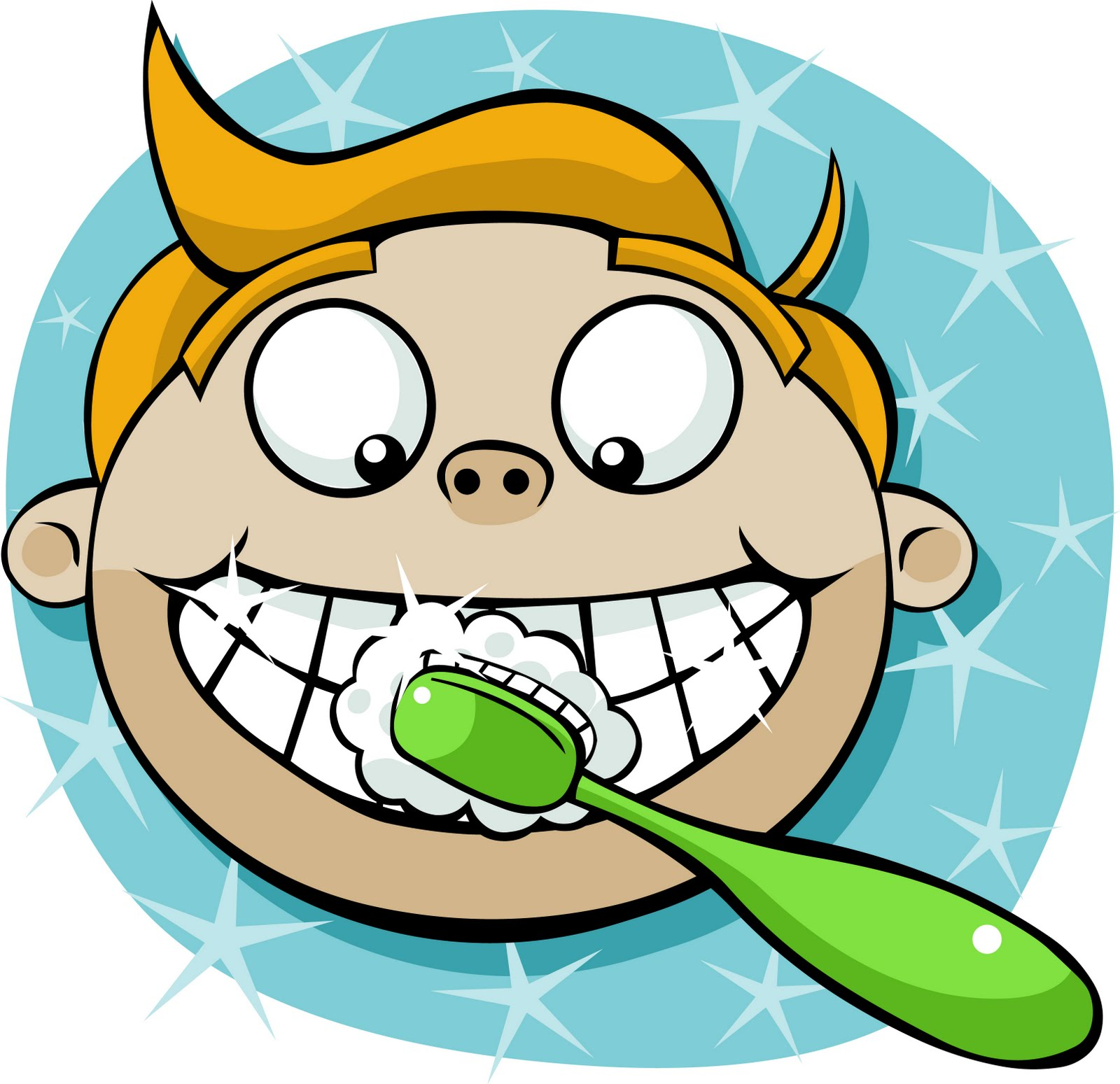 Help Your Mouth: The Best Brushing - 239.6KB