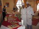 buffet a ITHT Ouarzazate
