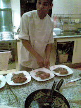 La cuisine a Domicile