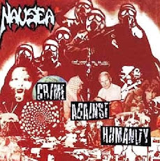 NAUSEA -crime against humanity 1991