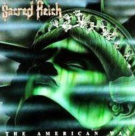 SACRED REICH  -the american way 1990