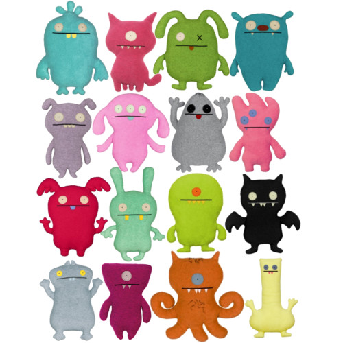 my doodlish life  ugly dolls have moved into their new tree house at lizards and lollipopz