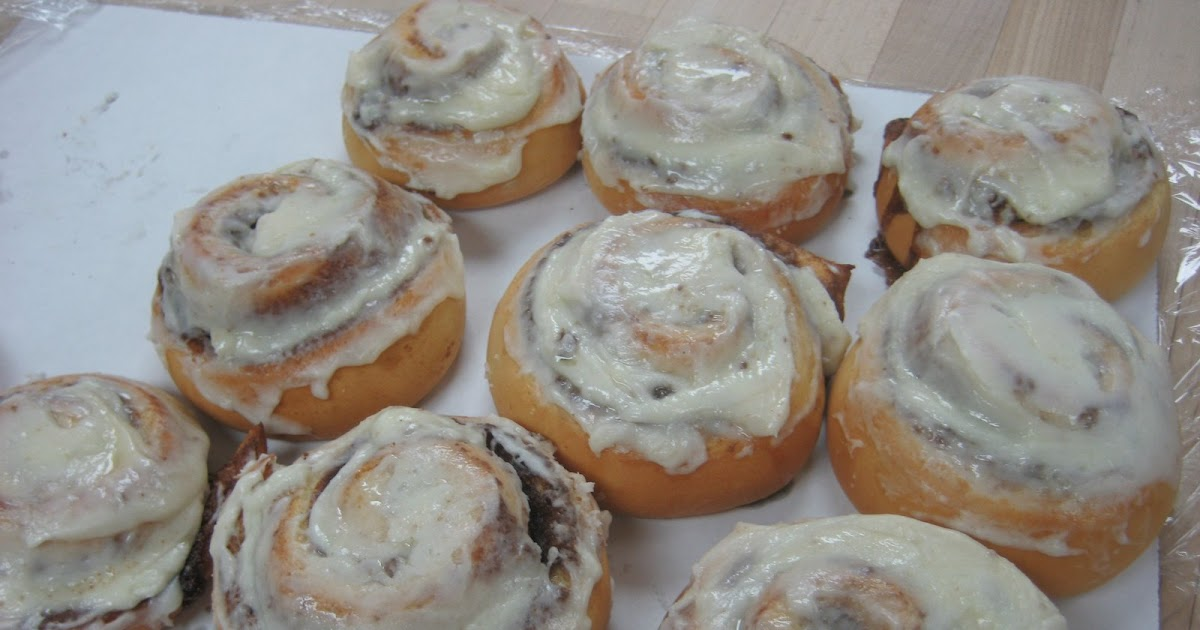 Cooking At High Altitude: Cinnamon Rolls
