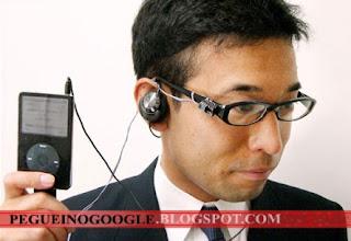 sistema, ipod, apple, controlar, face, Kazuhiro, Taniguchi, Universidade, Osaka, Japão,