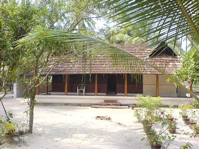 South India Travel Points: Traditional Kerala House