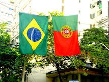 amizade/ Brasil x Portugal