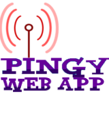 Pingy Web App