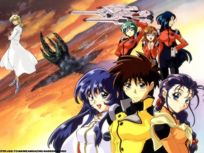Anime Characters 90s : Otaku home the mecha anime thal make you lol and cry