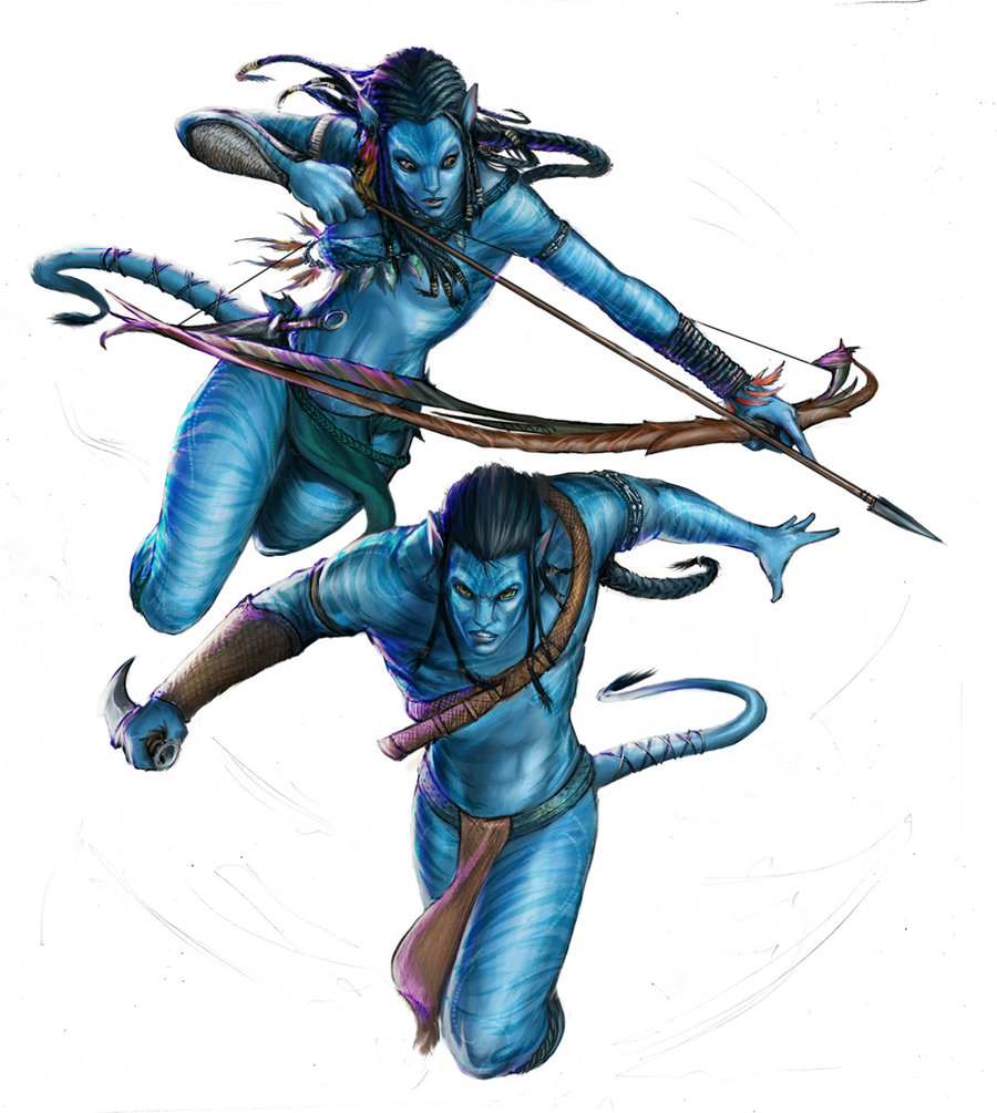 Avatar 4: Omatikaya: Amazing Fan Art (Updated