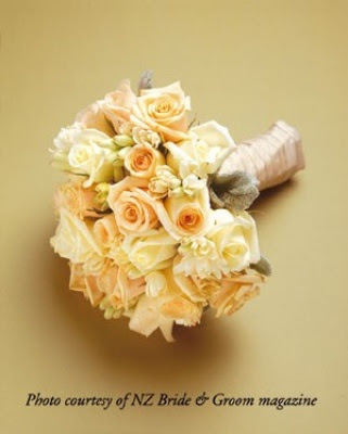 Flower Delivery Auckland on Special Wedding Flower Bouquet Fresh