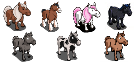 Farmville breaders for Farmville horse