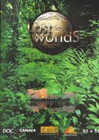 Flyer de la Serie Mundos Perdidos
