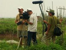 Rodaje en VIETNAM (2007)