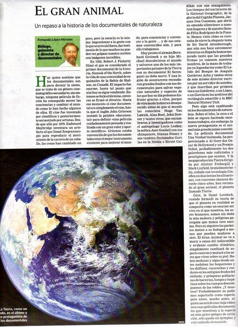 Artículo diario ABC