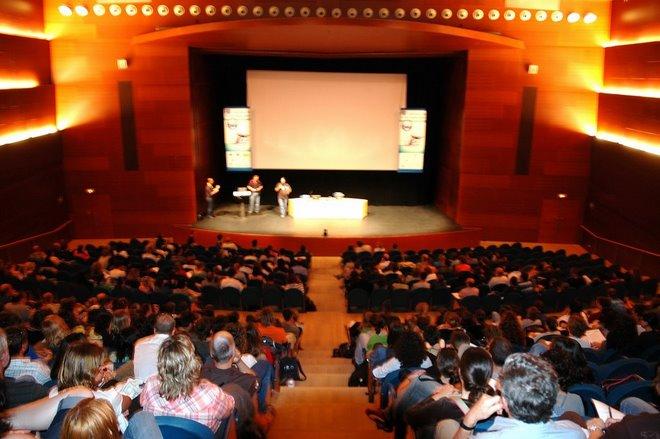 KURSAAL (San Sebastián) proyección de la película documental Todos por la Mar
