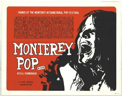 THE MONTEREY INTERNATIONAL POP MUSIC FESTIVAL