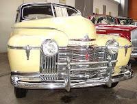 Oldsmobile antigo, fabricado em 1941