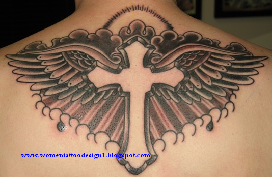 jesus christ on cross tattoos. Pictures cross tattoos women