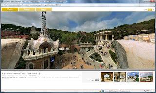 Barcelona Sights - Park Güell