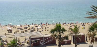 Barcelona Sights - Barceloneta Chiringuito