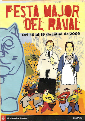 Raval Festival - Barcelona Sights