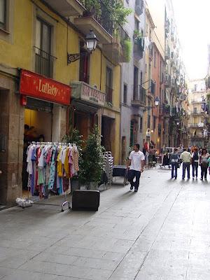 Riera Baixa Street - Barcelona Sights Blog