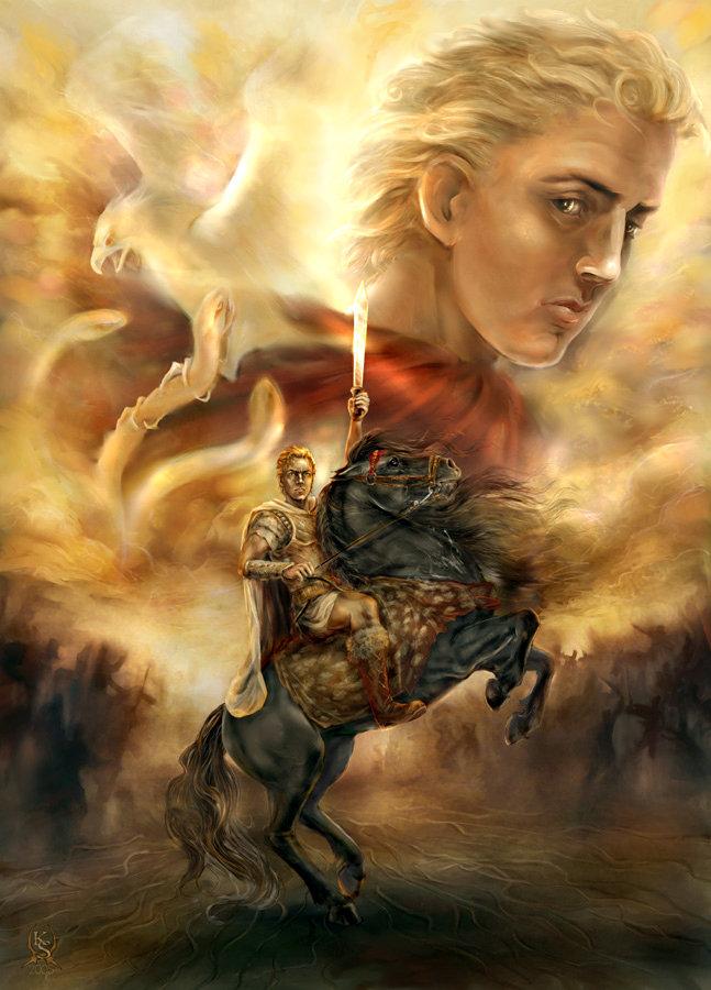 Alexander the Great Iran