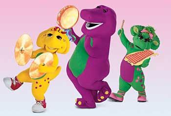 Barney y sus amigos