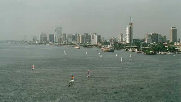 IKOYI BAY BEAUTIFUL ISN'T IT? CAN YOU NAME THE CITY WHERE THIS BAY IS?