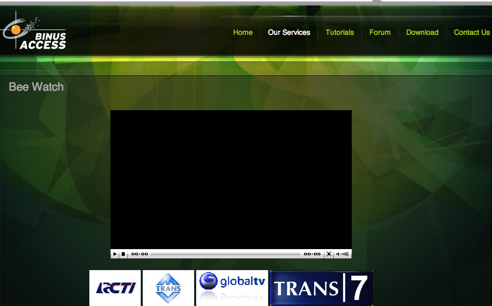 ICE TRACK: Streaming RCTI