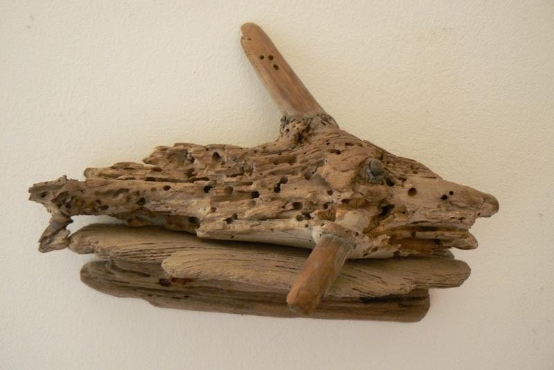 Doudoustyle cr ations bois flott s sculpture naturelle for Travailler bois flotte