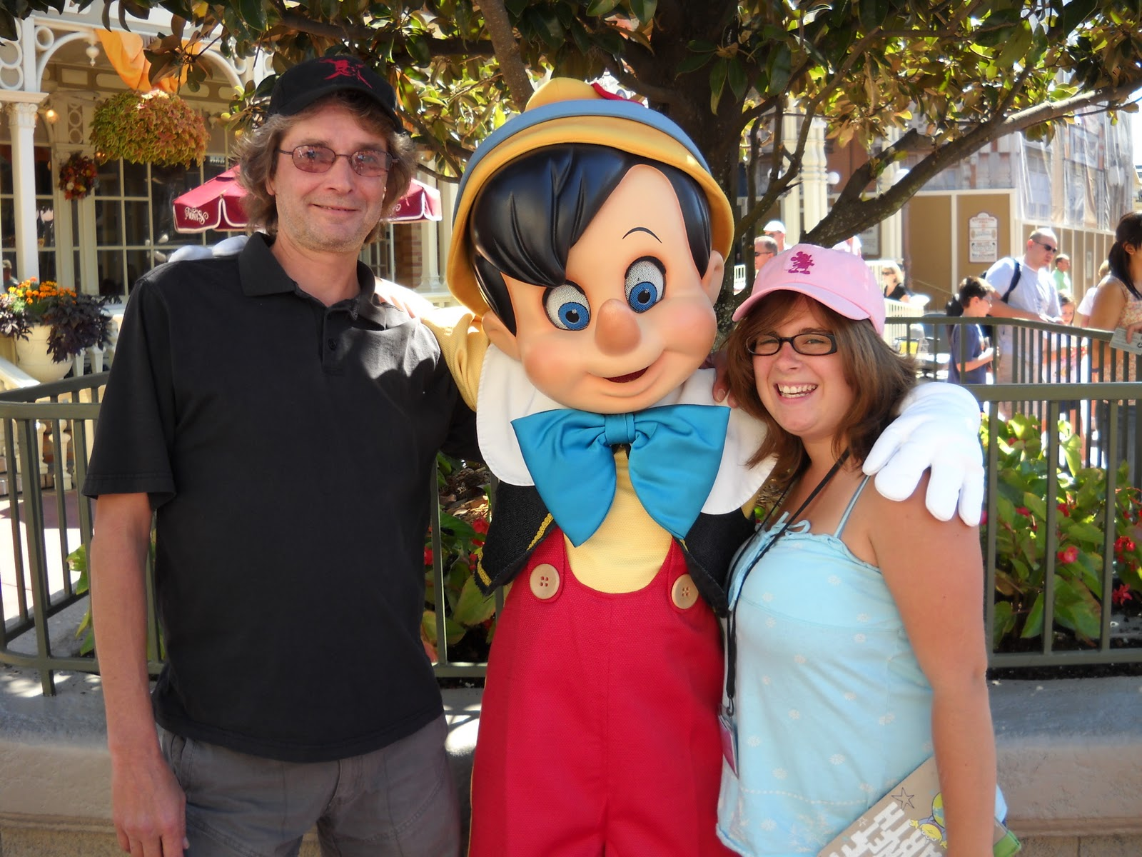Wdw meet and greets pinocchio pinocchio is a classic character that can be found in different sections of magic kingdom and sometimes at hollywood studios m4hsunfo