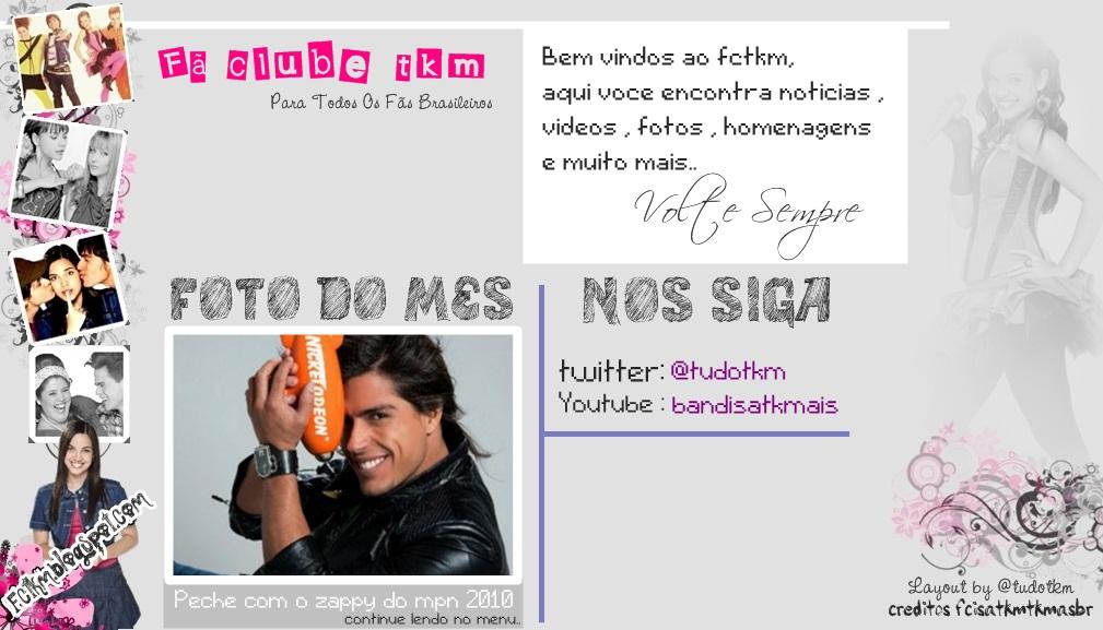 Fc Tkm - .:Para todos os fãs brasileiros:. - DESATIVADO