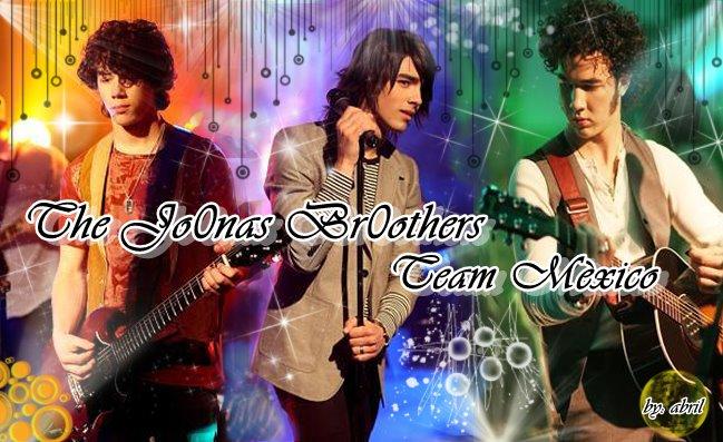 Fan Club JoOnas BrOothers Team México