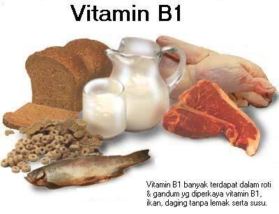Vitamin B1 (tiamin)