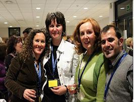 LLP Grundtvig VISA grantee: Presentation at TESOL Spain 2010, Lleida
