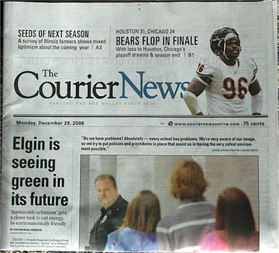 kane county  courier
