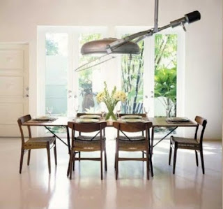 modern design fanatic dining rooms