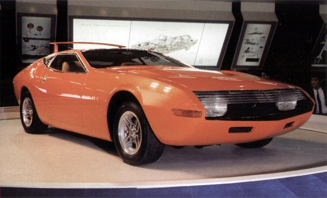 Feel IT: Feeling 1970's Japan Concept Cars