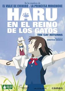 El Retorno del Gato / Haru En El Reino de los Gatos Poster