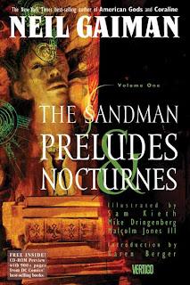 Club de lectores de arte narrativo grafico Sandman