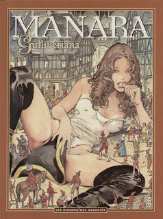 Club de lectores de arte narrativo grafico Gulliveriana