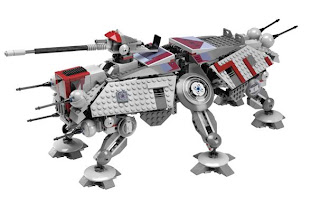 Clear photos of at-te Star Wars Lego Collectables