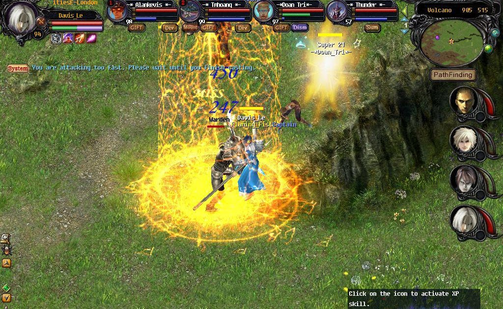 Good Games For Free : Free online rpg games good eudemons