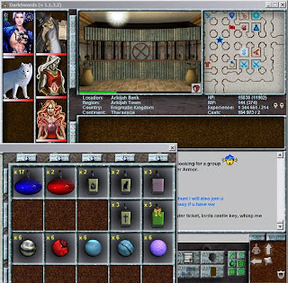 dark swords good free online rpg games