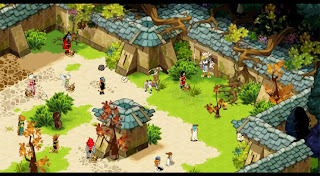 DOFUS Good Free online RPG Games