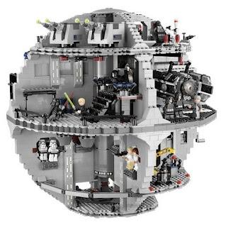 Death Star 10188 Star Wars Lego Collectables