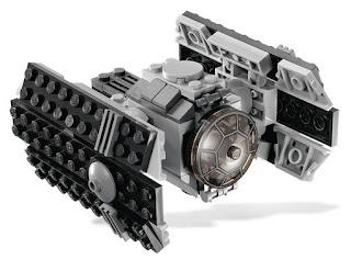Death Star Tie Advance 10188 Star Wars Lego Collectables