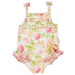 le top daffodil tank med Baby and Toddler Swimsuits
